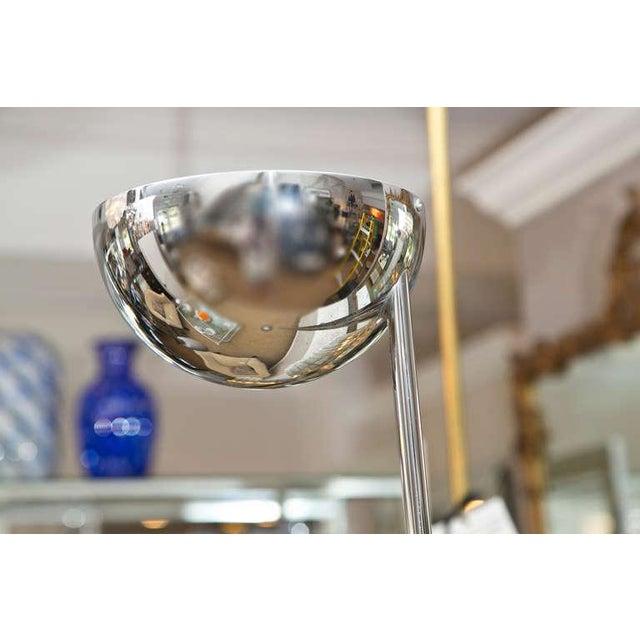 Image of Robert Sonneman Half-Sphere Floor Lamp
