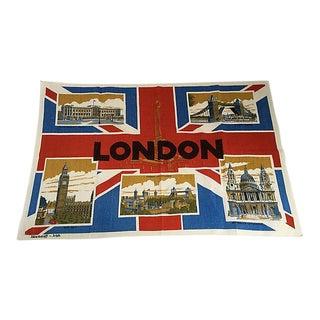 Vintage London Tea Towel