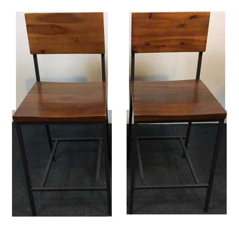 West Elm Rustic Modern Counter Stools A Pair Chairish : 9246e6e4 117e 4634 9b59 ee1b2cf76fe0aspectfitampwidth640ampheight640 from www.chairish.com size 640 x 640 jpeg 30kB
