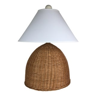 Lauren Grant Design Original Basket Lamp