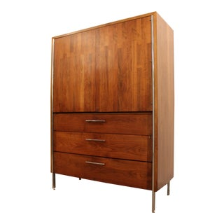 Mid-Century Danish Modern Walnut Chest