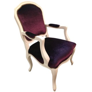 CB2 Stick Around Chairs in Tulip - Set of 4