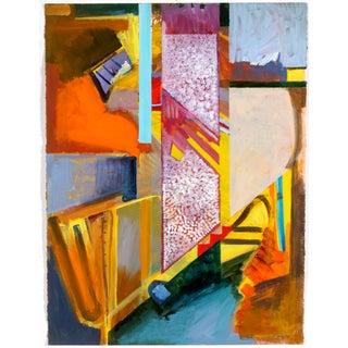"""Stratification"" by Doris Vlasek-Hails"