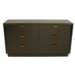 American of Martinsville 6-Drawer Dresser