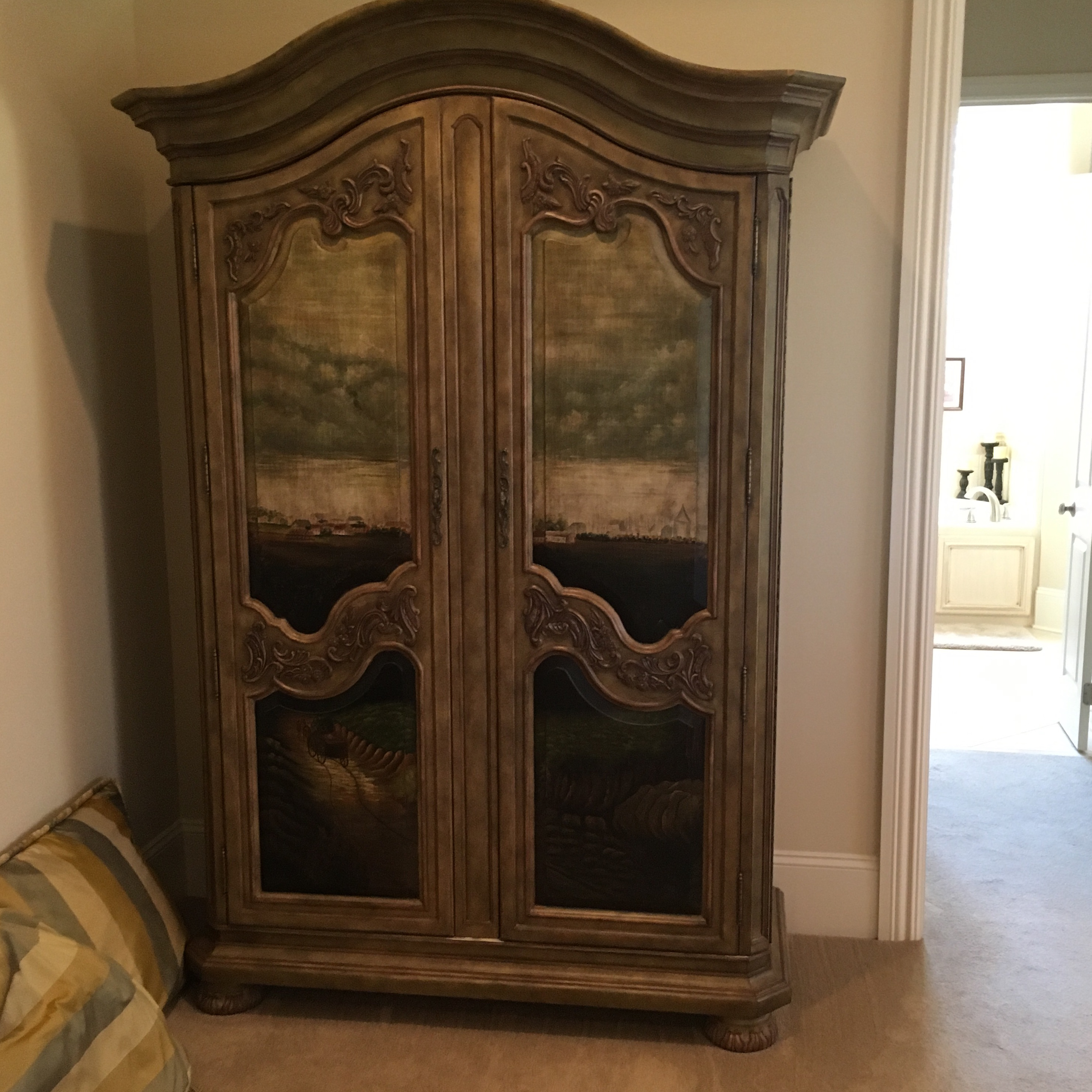 Exceptional Seven Seas By Hooker Furniture Wardrobe   Image 2 Of 7