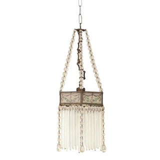 Hector Guimard Style Art Nouveau chandelier
