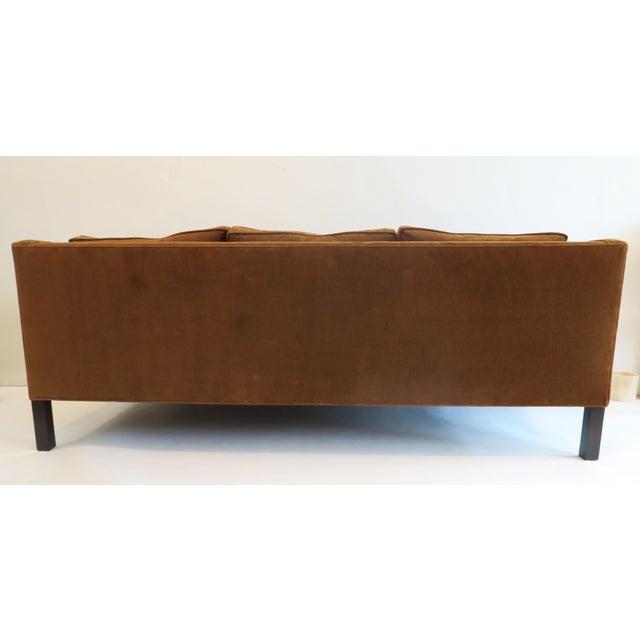 Custom Modern Thin Arm Sofa - Image 4 of 8