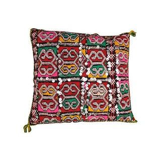 Colorful Diamond Moroccan Pillow Sham