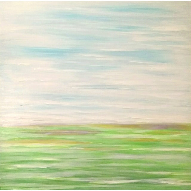Image of Original 'Summer Meadow' Painting
