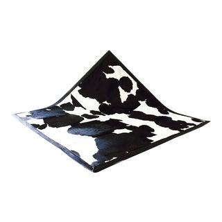 Black & White Cowhide Area Rug