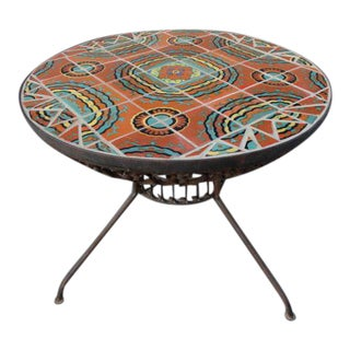 Taylor Tile Patio Table