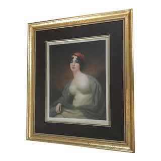 Mrs. Drummond by L. Busirr After Henry Raeburn C. 1930