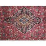 "Image of Leon Banilivi Persian Mashad Carpet - 9'10"" X 13'2"""