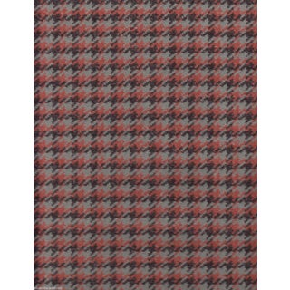 Camira Nomad Houndstooth Wool Fabric - 1.125 Yards
