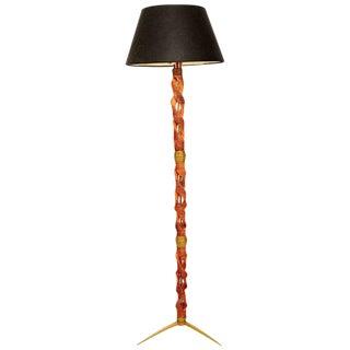 Italian Floor Lamp After Franco Albini
