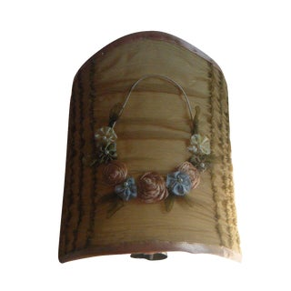 Victorian Style Silk Clip Lamp Shade Bulb Cover