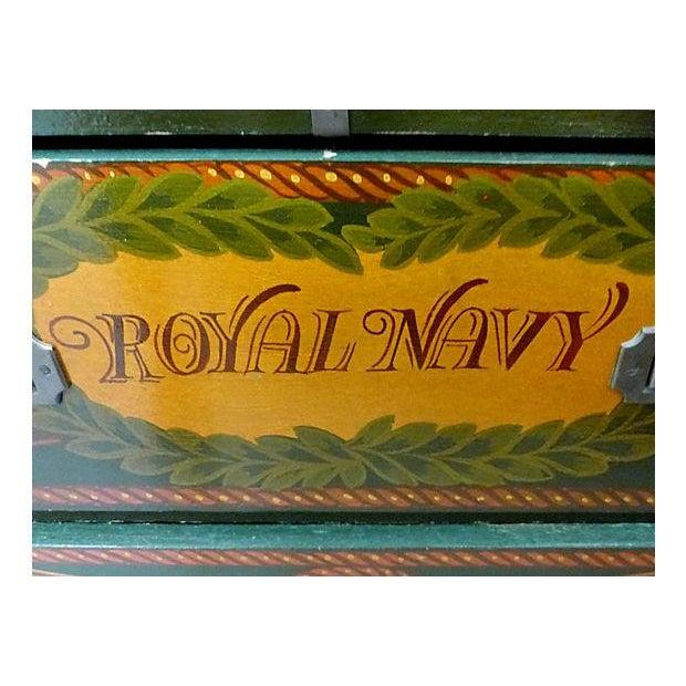 Painted Nautical Theme Dresser - Image 6 of 10