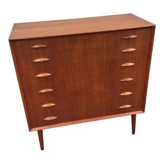 Vintage Danish Modern Dresser