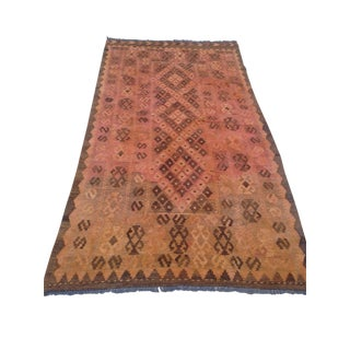 Turkish Carpet Runner - 3′9″ × 7′1″