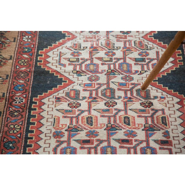 """Distressed Malayer Runner - 3'4"""" X 9'2"""" - Image 9 of 10"""