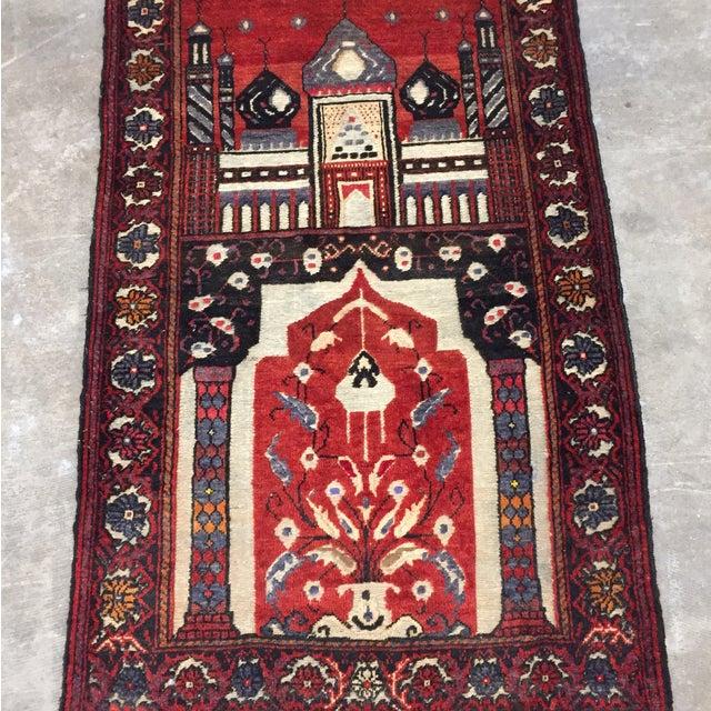 Baluchi Handmade Persian Rug - 2′6″ × 4′2″ - Image 3 of 11
