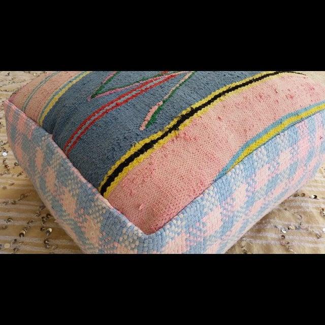 Moroccan Floor Cushion - Image 3 of 3