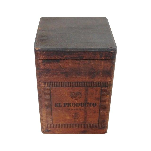 Vintage El Producto Queens Cigar Box - Image 1 of 8