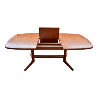 Diethelm Scanstyle Danish Modern Teak Butterfly Dining Table