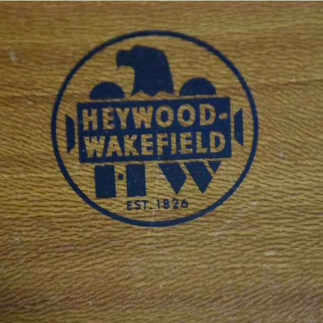 Heywood Wakefield Birch Nightstand - Image 10 of 10
