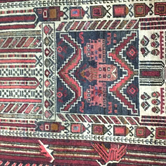 "Image of Turkaman Persian Rug, 2'5"" x 4'1"""