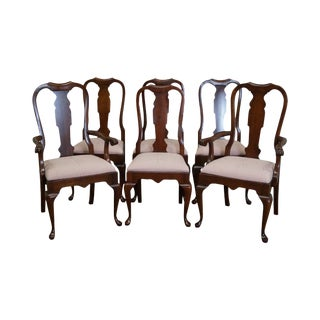Pennsylvania House Queen Anne Dining Chairs - Set of 6