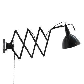 Kandem Scissor Wall Lamp, 1930