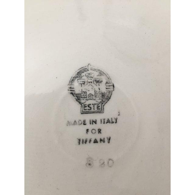 Tiffany Chestnuts Trompe L'Oeil Plate - Image 7 of 8