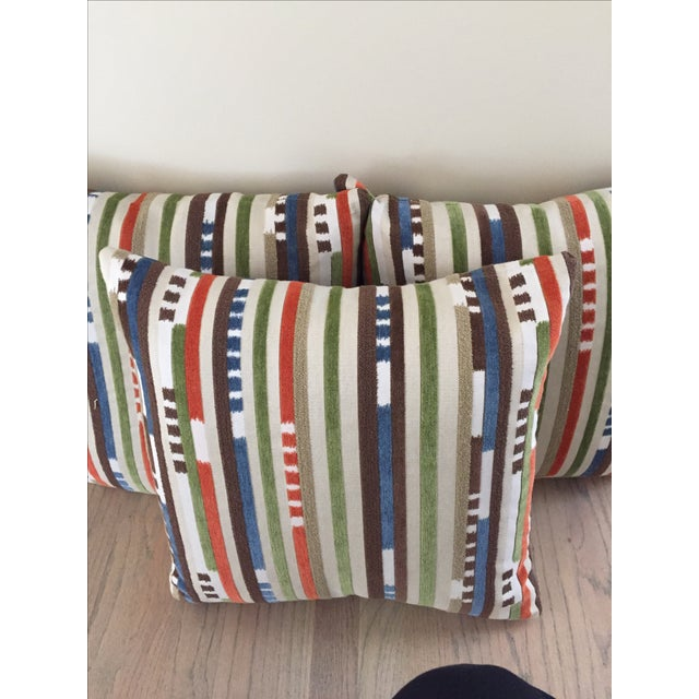 Kravet Accent Pillows - Set of 3 - Image 5 of 5