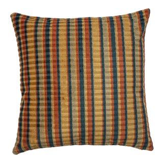 "Piper Collection Multi Colored Velvet ""Carnival"" Pillow"