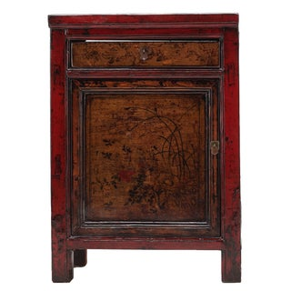 Antique Sarreid LTD Chinese Gansu Cabinet