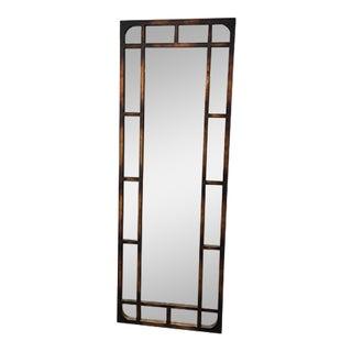 Ballard Design Antique Finish Floor Mirror