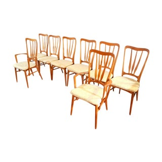 Koefoeds Hornslet Ingrid Dining Chairs - Set of 8
