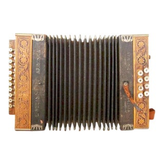 Vintage Bellini Melodeon Accordion