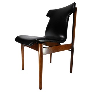 American of Martinsville Floating Accent Chair