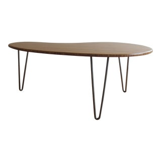 Mid-Century Amoeba Coffee Table