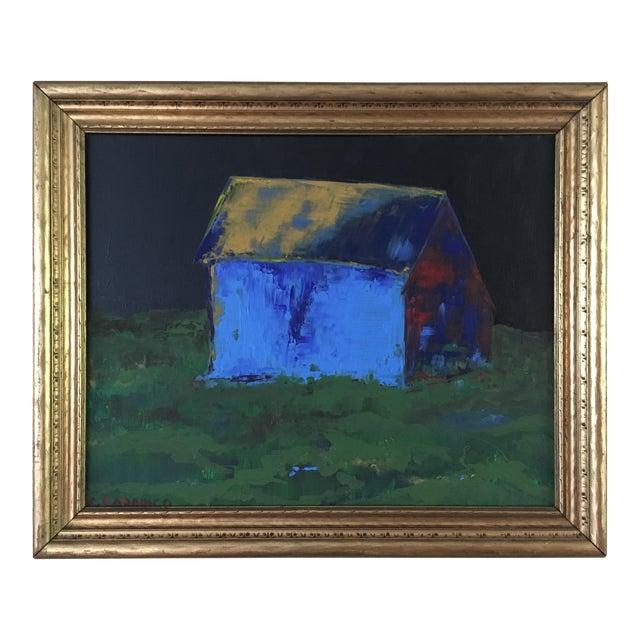 Shed Biloxi Mississippi Acrylic Painting - Image 1 of 7