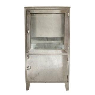 Vintage Stainless Steel Medicine Cabinet