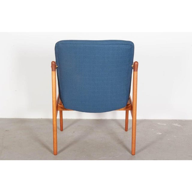 Mid-Century Teak Arm Chair by Rastad & Relling - Image 6 of 6