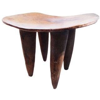 African Senufo Wood Stool