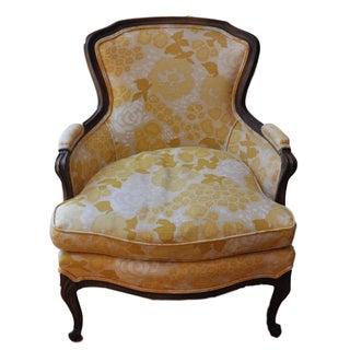 Vintage Bergére Chair