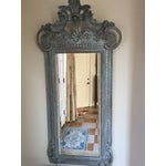 Image of Decorative Wooden Mirror