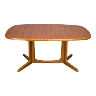 N.O. Moller / Gudme Danish Teak Dining Table