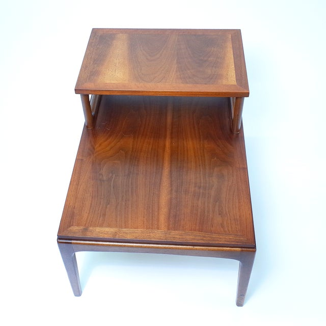 Lane Furniture Two-Tier SideTable - Image 6 of 7