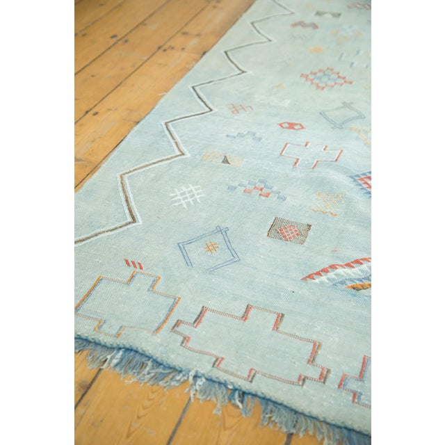 "New Kilim Carpet - 5'10"" x 9'3"" - Image 9 of 10"